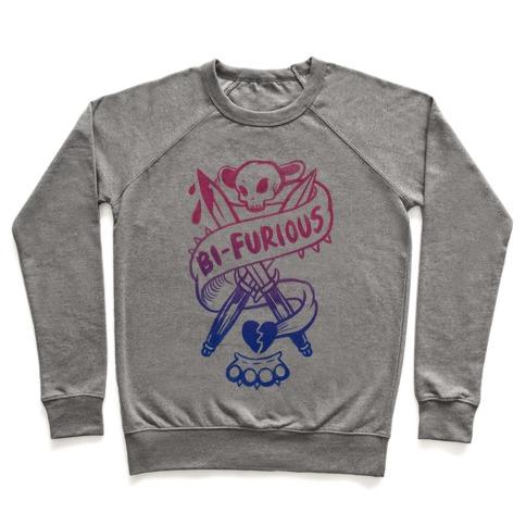 Bi-Furious Pullover