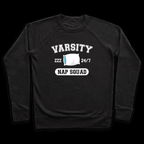 Varsity Nap Squad Pullover