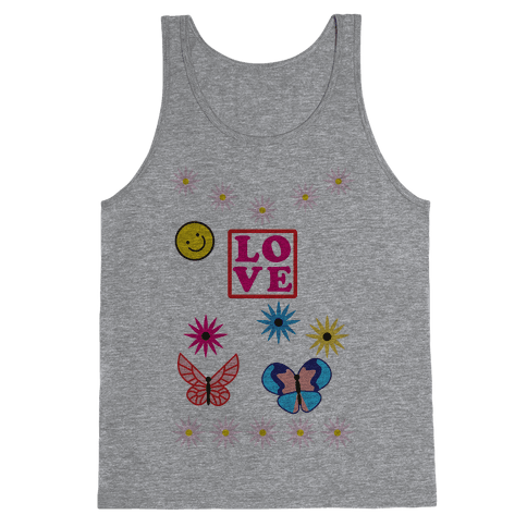 Willow's Ugly Pink Sweater Tank Top