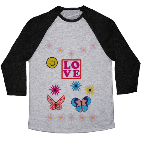 Willow's Ugly Pink Sweater Baseball Tee
