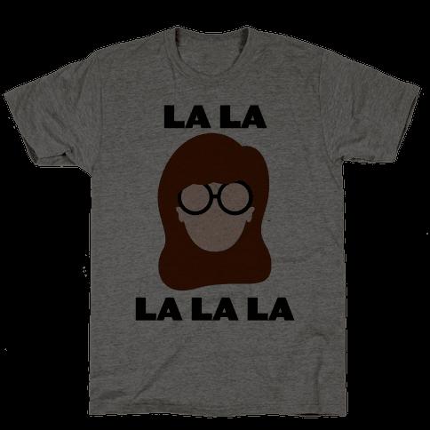 La La La (Daria) Mens T-Shirt