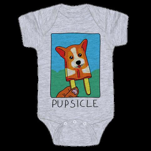 Pupsicle Baby Onesy