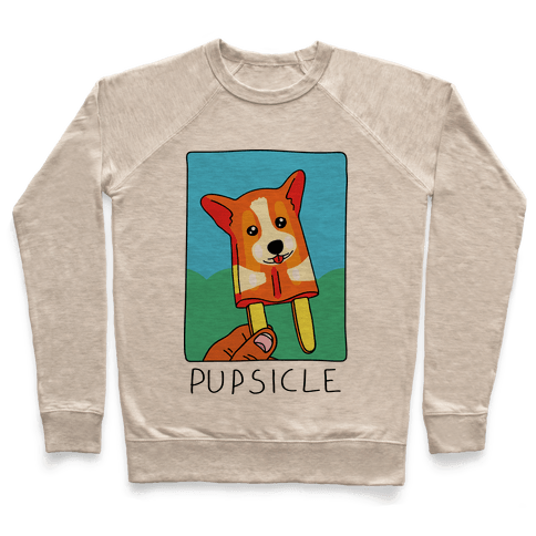 Pupsicle Pullover