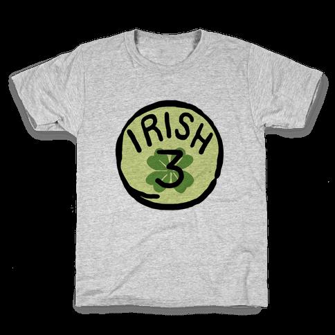 Irish 3 (St. Patricks Day) Kids T-Shirt