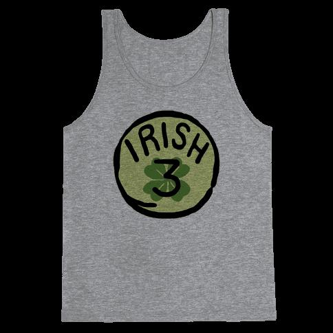 Irish 3 (St. Patricks Day) Tank Top