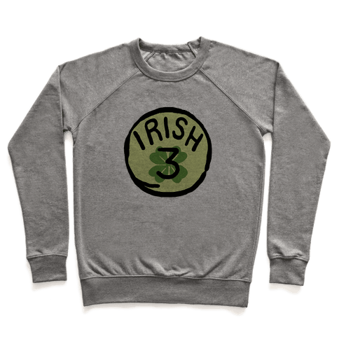 Irish 3 (St. Patricks Day) Pullover