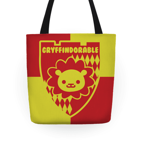 Gryffindorable Tote