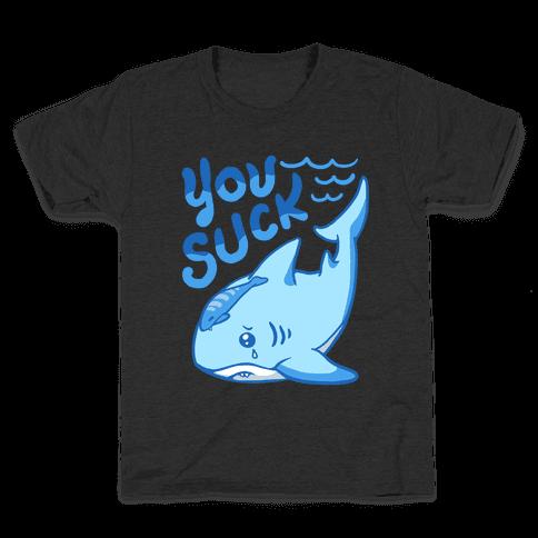 You Suck Kids T-Shirt