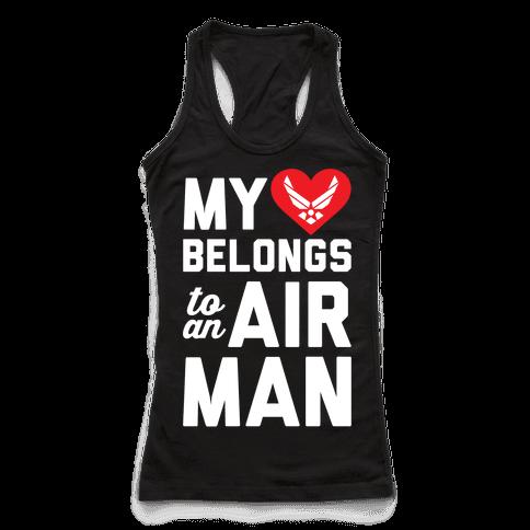 My Heart Belongs To An Airman