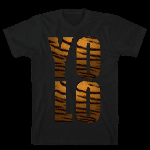 Yolo Mens T-Shirt
