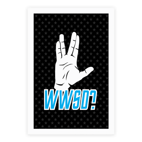 WWSD? (Poster) Poster