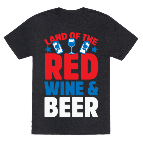Land Of The Red Wine & Beer