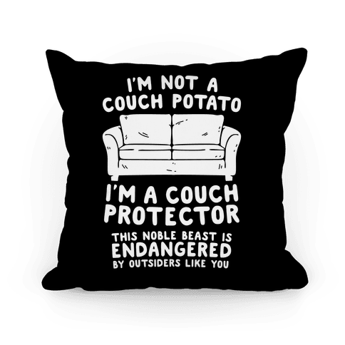 Couch Protector Pillow
