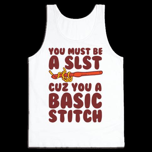 Basic Stitch Tank Top