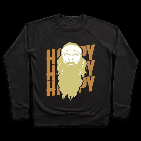 Happy Happy Happy  Pullover