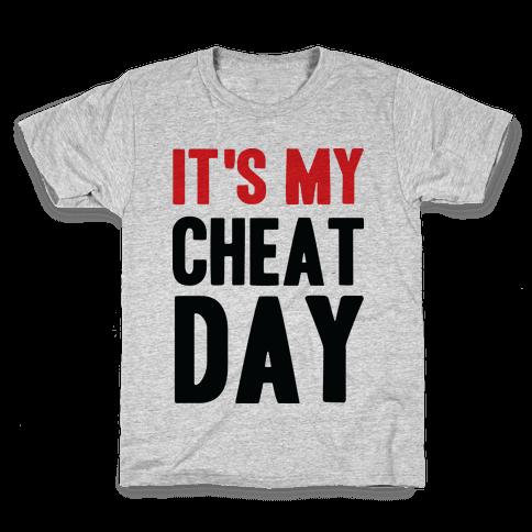 Cheat Day Kids T-Shirt