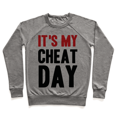 Cheat Day Pullover