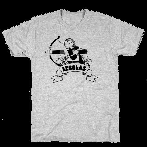 Legolas Mens T-Shirt
