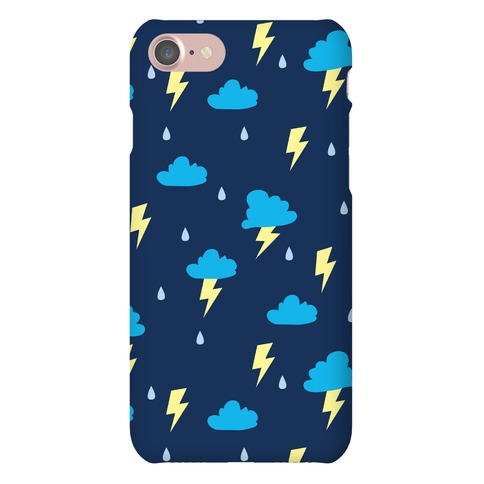Thunderstorm Pattern Phone Case