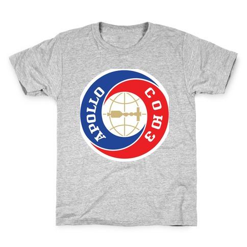 Apollo-Soyuz Program Kids T-Shirt