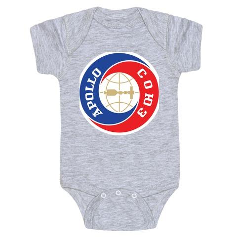 Apollo-Soyuz Program Baby Onesy