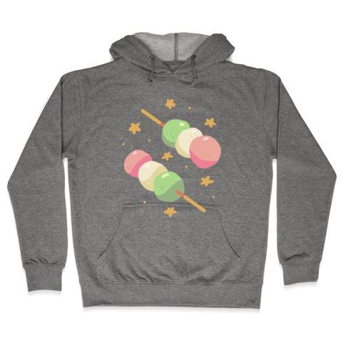 Dango & Stars Hooded Sweatshirt