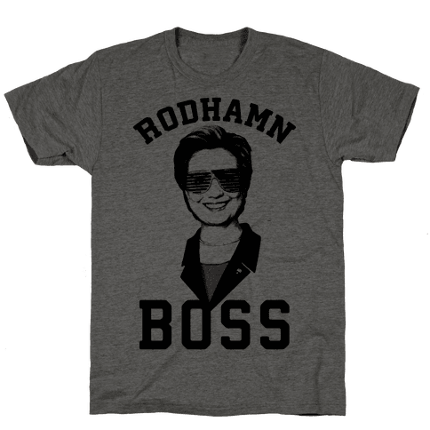 Rodhamn Boss Mens T-Shirt