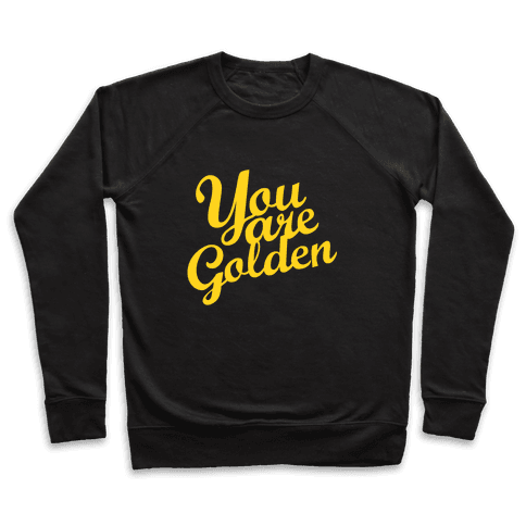 You Are Golden (Tank) Pullover