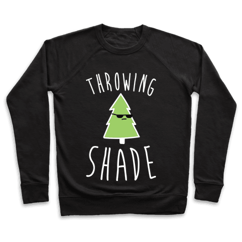 Throwing Shade Tree Pullover
