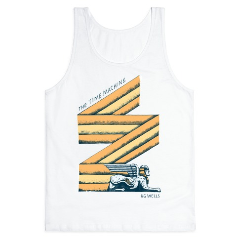 Time Machine Tank Top