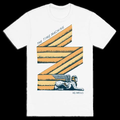 Time Machine Mens T-Shirt