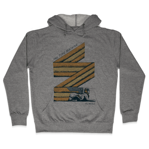 Time Machine Hooded Sweatshirt