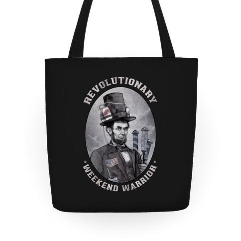Revolutionary Weekend Warrior Tote Tote
