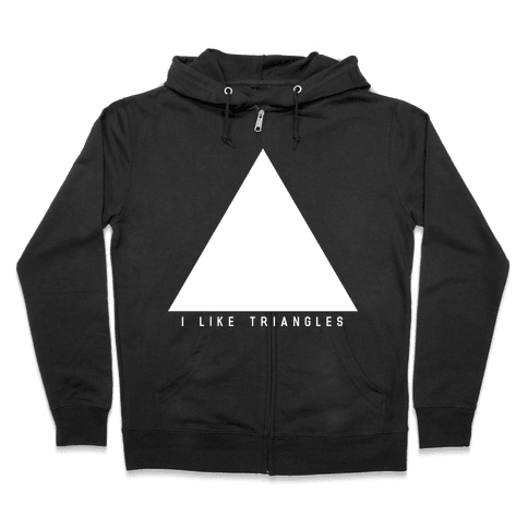 Not in the Illuminati Zip Hoodie