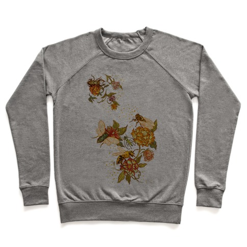 Florals & Insects Pullover