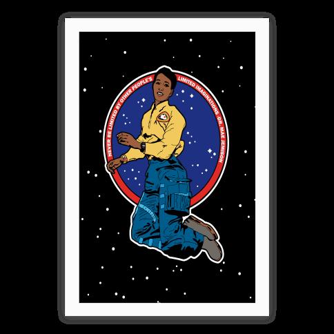 Dr. Mae Jemison Astronaut