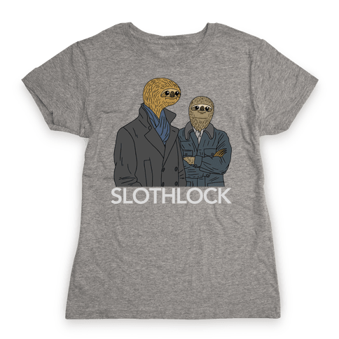 Slothlock Womens T-Shirt