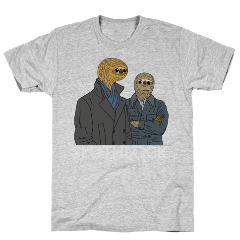 Slothlock Mens T-Shirt