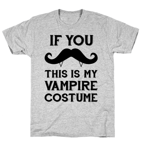 This Is My Vampire Costume Mens T-Shirt