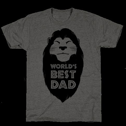 World's Best Dad (Mufasa)