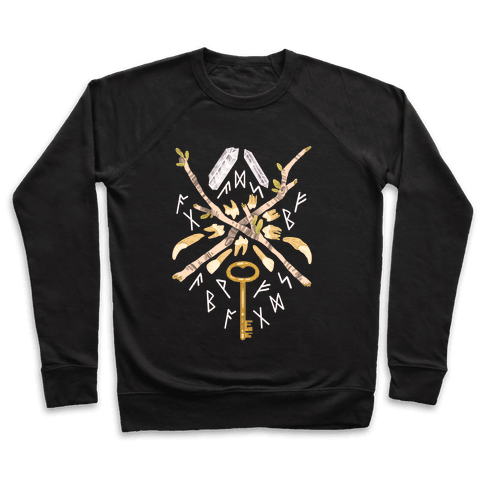Occult Divination Collection Pullover