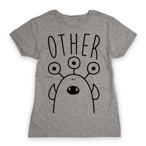 Other Creature Womens T-Shirt
