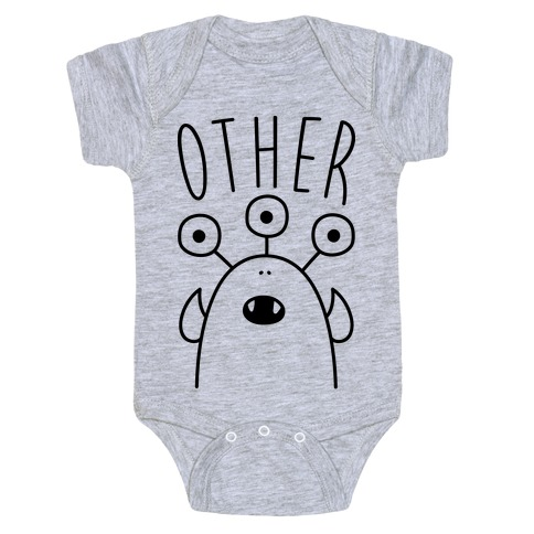 Other Creature Baby Onesy