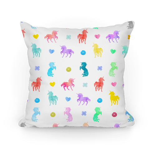 Simple Unicorn Pattern