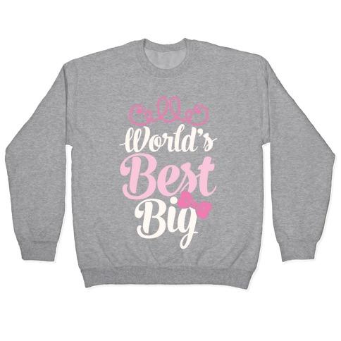 World's Best Big Pullover
