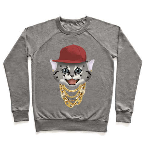 Gucci Links, Gangsta Cat Pullover