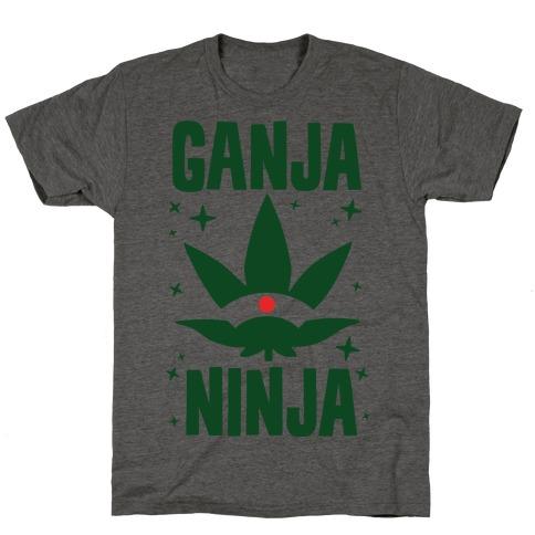 Ganja Ninja T-Shirt