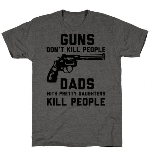 guns dont kill people people kill people essay Leftwing filmmaker and gun control proponent michael moore observed that the nra is partially right when they say guns don't kill people, people kill people he simply wants them to augment the latter portion of the phrase so that it reads: guns don't kill people, americans kills people.