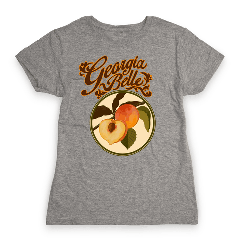 Georgia Belle Womens T-Shirt