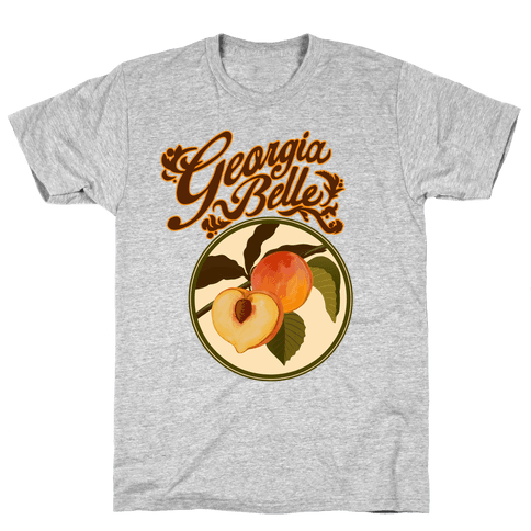Georgia Belle Mens T-Shirt